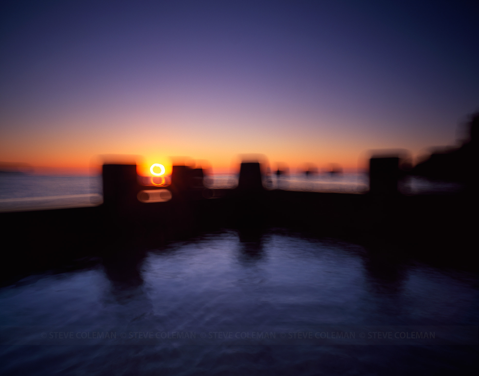 Coogee Beach Ocean Pool.  Landscape Photography